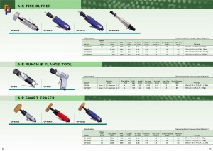 p69~70 Gomma per gomma per utensile a flangia per punzonatura tampone pneumatico