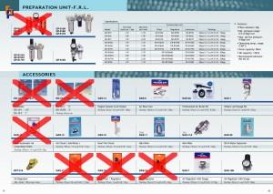 p79 ~ 80 Аксесуари до підготовчого пристрою