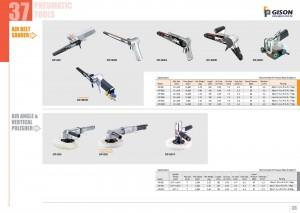 p37 38 Air Belt Sander Air Polisher