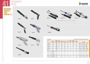 p41 42 Air Needle Scaler Flux Chipper