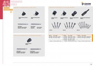 p45 46 Air Hammer Accessories