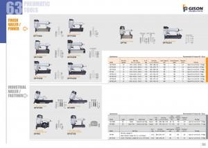p63 64 Кріплення для закріплення пневматичних цвяхів