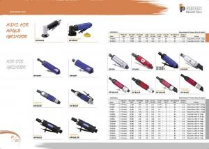 p21 22 Mini smerigliatrice angolare pneumatica Smerigliatrice pneumatica