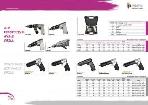 p49 50 Air Reversible Angle Drill Air Angle Drill