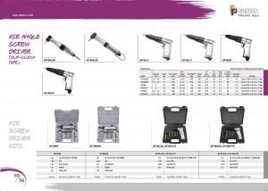p55 56 Air Angle Screw Driver Air ScrewDriver Kits