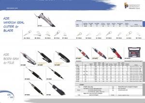 p65 66 Fail Air Seal Cutter Air Body Saw Air File