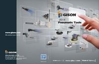 2013-2014 GISON Outils pneumatiques, Catalogue d'outils pneumatiques - 2013-2014 GISON Outils pneumatiques, Catalogue d'outils pneumatiques