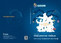 2018-2019 GISON Luchtgereedschap, catalogus met pneumatisch gereedschap - 2018-2019 GISON Luchtgereedschap, catalogus met pneumatisch gereedschap