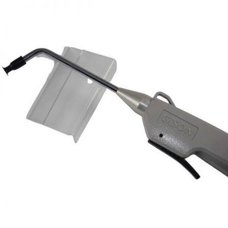 Praktikus légszívó szívó és légfúvó pisztoly (2 az 1 -ben)