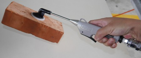 Зручний підсмоктувач для вакуумного всмоктування повітря та пістолет для повітродувки (50 мм, 2 в 1)