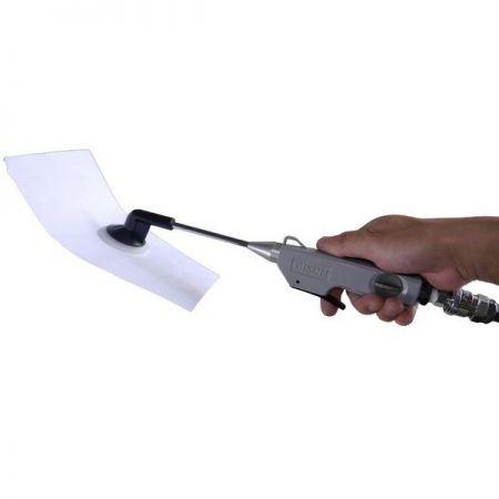 ハンドヘルド空圧式真空カップガンおよびブローガン(40mm、2 in 1)