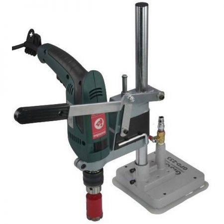 GPD-233 Light Drill Stand (with Vacuum Suction Fixing Base)