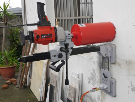 GPD-233 Drill Stand (with Vacuum Suction Fixing Base)