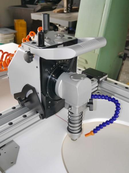 Mesin Penggerudian & Pemotongan Lubang Udara Basah & Mesin Pengilangan (Hole Cutter)