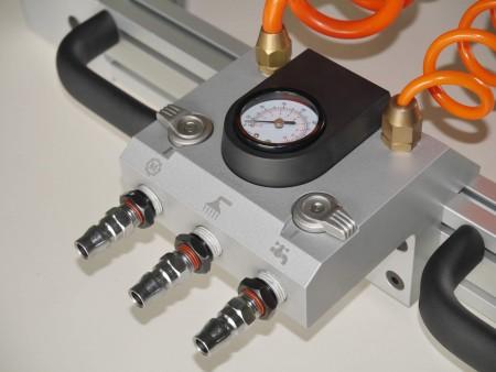 Wet Air Hole Drilling & Cutting & Forming Milling Machine (အပေါက်ဖြတ်စက်)