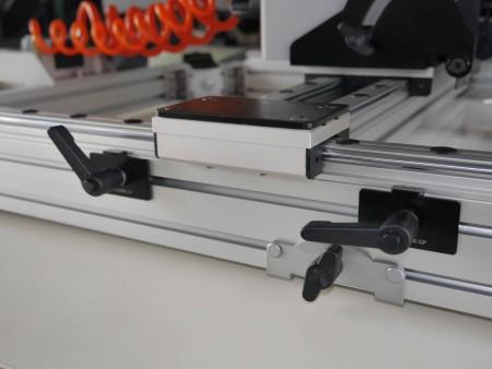 风动石材钻孔/切割/靠模仿形开槽机