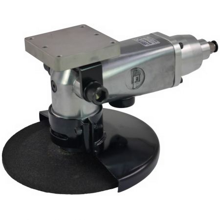 "7"" Heavy Duty Air Angle Grinder for Robotic Arm (7000 rpm)"
