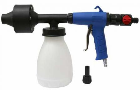 3-in-1 Air Foam/Water Jet/Duster Gun Kit