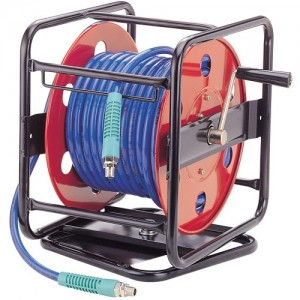 Manual Air Hose Reel (6.5mm x 10mm x 50M)