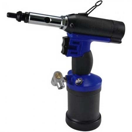 Hydraulická nýtovací matice Air Spin-pull (1 / 4-1 / 2 palce, 2176 kg.f, automatická) - Hydraulický nýtovací nástroj s tryskou (2176 kg.f, automatický)