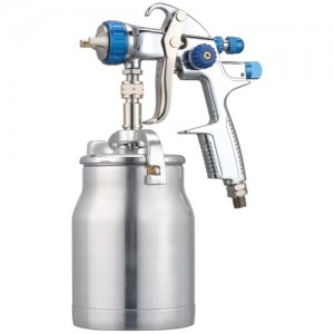 Pistola de pulverización de aire (fundición a presión, para revestimiento a base de agua) - Pistola de pulverización neumática (fundición a presión, para revestimiento a base de agua)