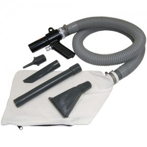 Air Wonder Gun Kit, Air Vacuum and Blow Gun Kits