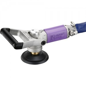 Air Wet Polisher,Sander for Stone (3600rpm, Rear Exhaust, ON-OFF Switch)