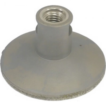 "3"" Diamond Metal Cup Wheels (for Marble, Electroplated #40) - Diamond Grinding Wheel (for Marble)"