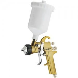 Pistola de pulverización de aire HVLP - Pistola de pulverización neumática HVLP