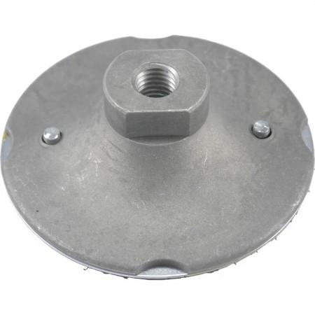 "4"",100mm Aluminum Magnetic Backing Pad"