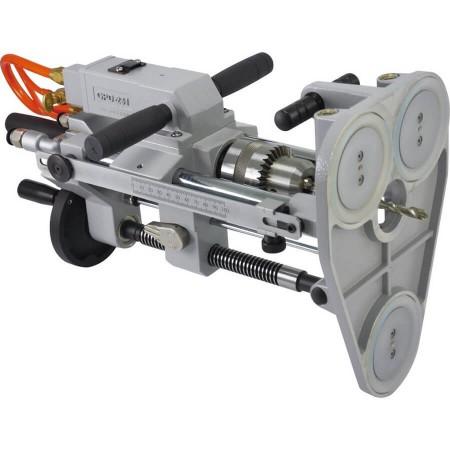 휴대용 공압 드릴링 머신, 드릴링 머신(진공 흡입 컵 홀더 포함) - 휴대용 공압 드릴링 머신, 드릴링 머신(진공 흡입 컵 홀더 포함)