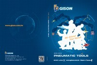 2018-2019 GISON Nouveau catalogue d'outils pneumatiques