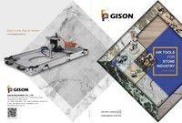 2020吉生石材用风动工具, 气动工具产品目录