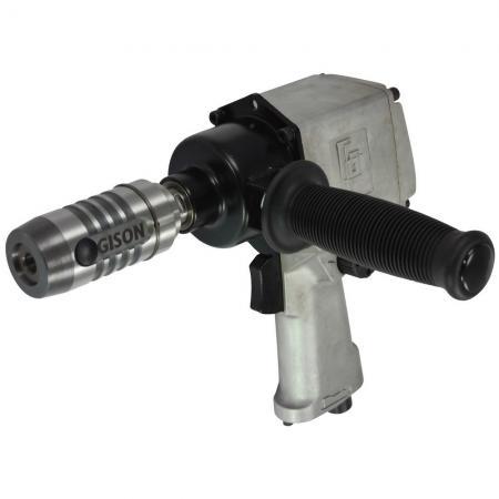 Air Rotary Hammer Drill (SDS-plus, 3500-6500rpm) - Heavy Duty Rotary Air Hammer Drill (3500-6500rpm)