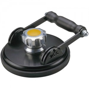 Повдигач за вакуумно засмукване (единична чаша) (130 кг) - Всмукателен повдигач (единична чаша) (130 кг)