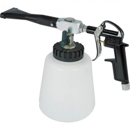 Pistola de limpeza com faca de ar giratória - Pistola de limpeza com faca de ar giratória