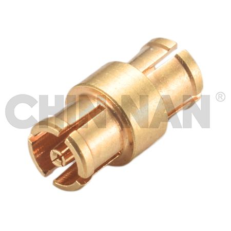 Board to Board Connector - Straight SMPM Jack - Jack Adapter - Straight SMPM Jack - Jack Adapter