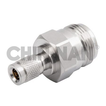 6G_75ohm Connectors - Straight N Jack-1.0/2.3 Plug Adapter - 6G_75ohm Connectors - Straight N Jack-1.0/2.3 Plug Adapter