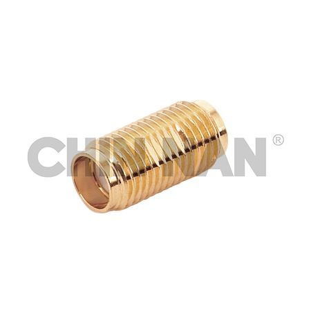 Coaxial Adapters - Straight SMA Jack - Jack Coaxial Adapter - straight sma jack - jack coaxial adapter