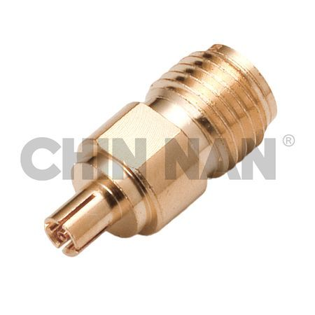 Straight SMA Jack - SMT Plug Adapter - Straight SMA Jack  - U.FL Plug Adapter