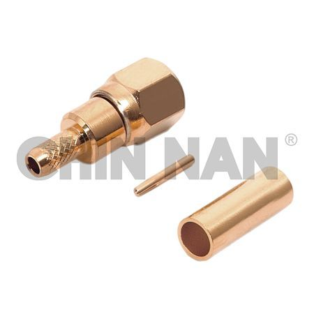 SMC Connectors - SMC Straight Plug Crimp for RG 174 or RG 316 or RG188 cable - smc straight plug crimp for rg 174 or rg 316 or rg188 cable