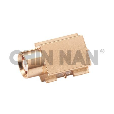 RF Connectors - MCX Horizontal Edge Mount Jack Switching - MCX Horizontal Edge Mount Jack Switching