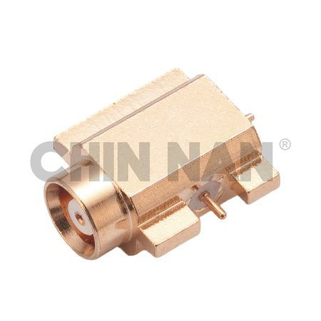 RF Connectors - MCX Horizontal Edge Mount Jack Switching (L=9.5mm) - MCX Horizontal Edge Mount Jack Switching (L=9.5mm)