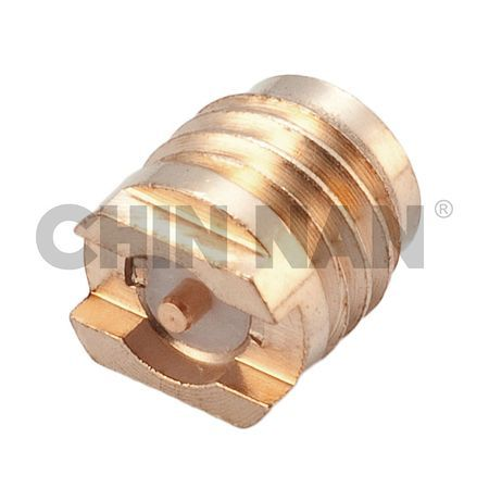 Anti-Vibration Straight MMCX Surface Mount Jack Receptacle - Anti-Vibration Straight MMCX Surface Mount Jack Receptacle