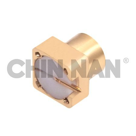 SMP Straight Surface Mount Limited Dentent Plug Receptacle - SMP Straight Surface Mount Limited Dentent Plug Receptacle