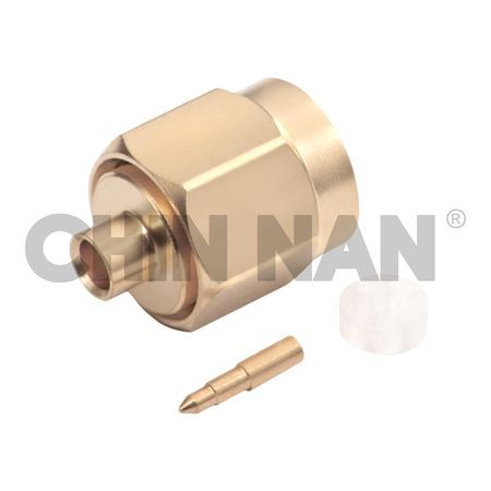 "2.92mm Connector Straight Plug Solder for RG405/U(.085"") cable - 2.92mm connector straight plug solder for rg405/u(.085"") cable"