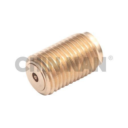 2.92mm Connector Straight Bulkhead Feedthrough Jack - 2.92mm connector straight bulkhead feedthrough jack