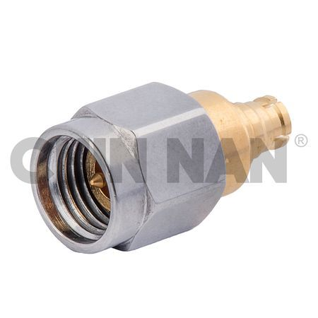 Straight 2.92mm Connector Plug-SMP Jack Adapter - Straight 2.92mm Connector Plug-SMP Jack Adapter