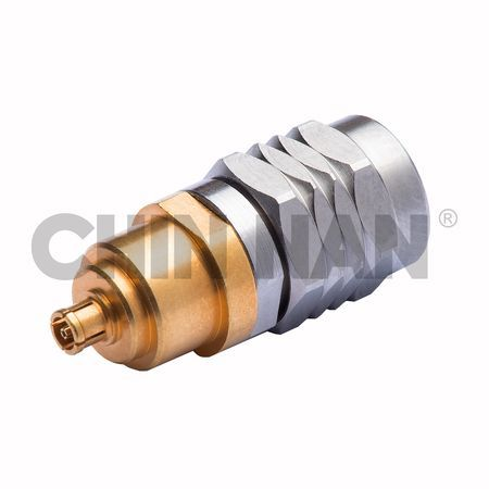 Straight SMPM Connector Jack-1.85mm Plug Adapter - Straight SMPM Connector Jack-1.85mm Plug Adapter