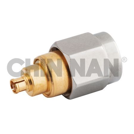 Rechte SMPM-connector Jack-2,92 mm stekkeradapter - Rechte SMPM-connector Jack-2,92 mm stekkeradapter